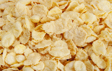 corn-flakes background