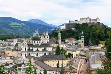 Festung Hohensalzburg, Salzburg Fortress, Large medieval castles