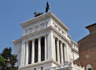 Altare dell Patria a Roma 01