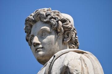 Roma _ cavaliere del Campidoglio