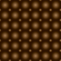 brown wallpaper with circles