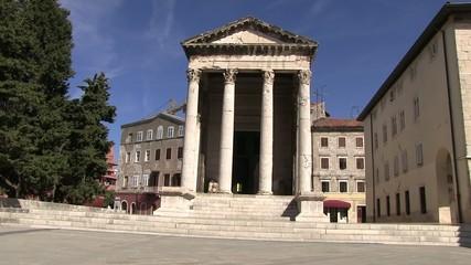 temple d'auguste