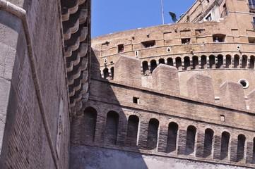 Roma Castel Sant Angelo 05
