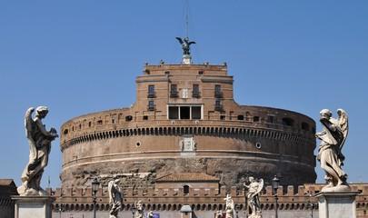 Roma Castel Sant Angelo 02