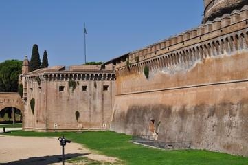Roma Castel Sant Angelo 01