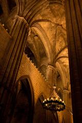 Cattedrale di Barcellona-Interno