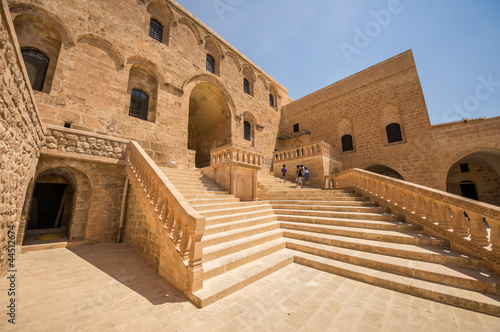 Monastery in Midyat, Turkey