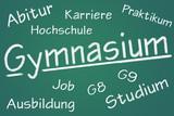 Gymnasium  #120828-007 poster