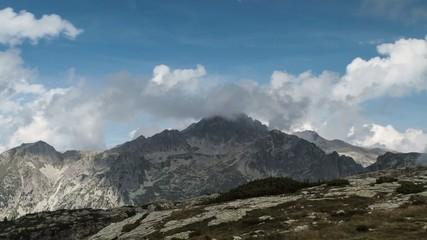Timelapse montagna - Lagorai