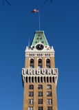 Oakland Tribune Clock Tower