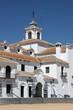 Hermitage of El Rocio. Province of Huelva, Andalusia, Spain