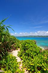 コマカ島の美しい風景