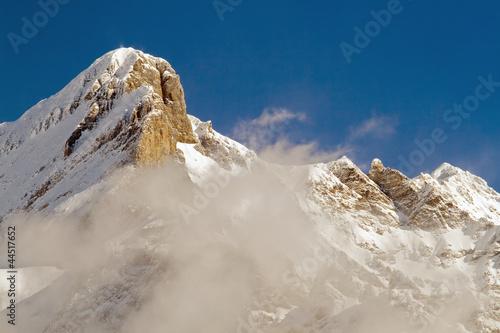 Foto op Canvas Europa Summit of jungfrau - top of Europe