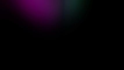 Pink Light Leak Transition