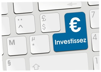 clavier investissez