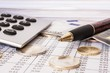 Money, bills and calculator,accounting