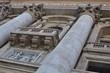 Facciata di San Pietro a Roma 01
