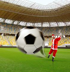Christamas soccer