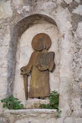 Détail d'église provençale