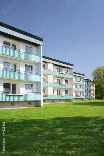 Mietshäuser, Salzgitter