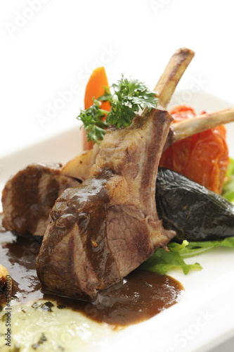 Lamb Chops grilled