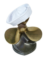 Propeller and Sailor Hat