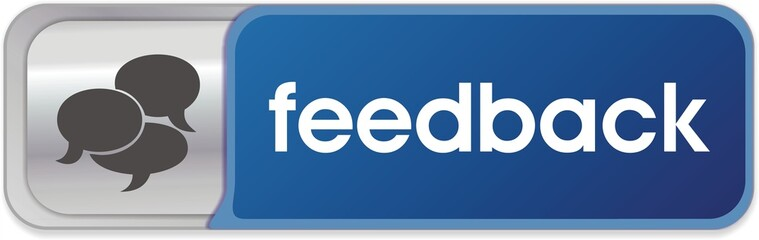 bouton feedback