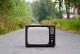 Retro TV on the road