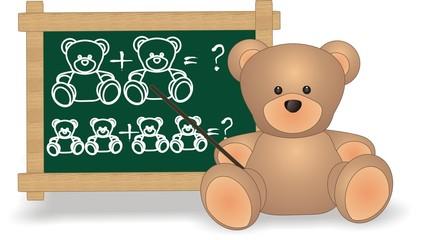 teddy teacher