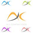 A. K. Company Logo