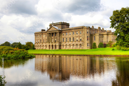 Lyme Hall in Cheshire, England - Historic Stately Home - 44532890