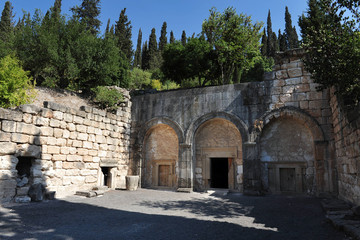 Travel Photos of Israel - Beit Shearim