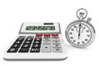 Calculator and StopWatch