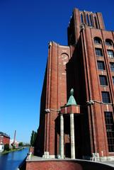 Backstein Expressionismus Berlin Tempelhof - Ullsteinhaus 07