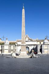 Obelisco Di Piazza del Popolo,Roma