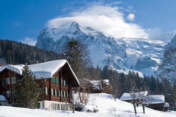 Hotel near the Grindelwald ski area