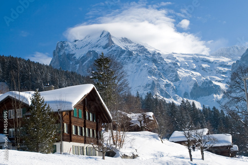 Hotel near the Grindelwald ski area