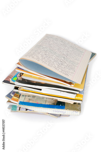 Educational records of the student 4