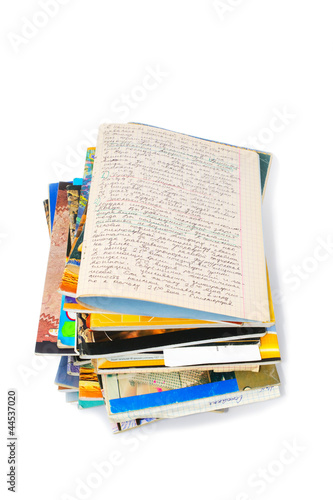 Educational records of the student