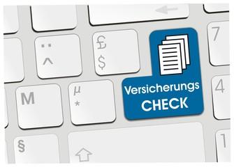 clavier versicherungs check