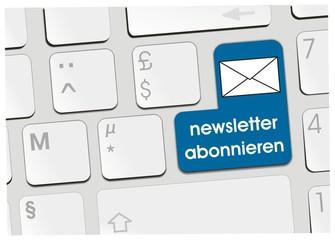 clavier newsletter abonnieren