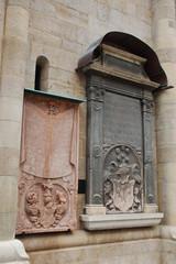 Détail de l'Eglise St Stéphane (Vienne)