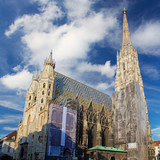 St. Stephan cathedral in Vienna, Austria