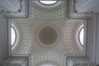 Roskilde Cathedral, Ceiling in a chapel