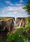 Fototapety Victoria Falls, Zambia