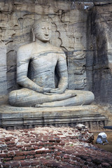 Polonnaruwa - Unesco World Heritage site.