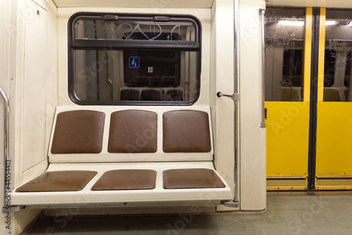 metro carriage