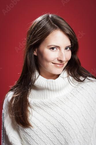 Weihnachtsliches Portrait