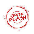 timbre Vente Flash