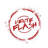 timbre Vente Flash